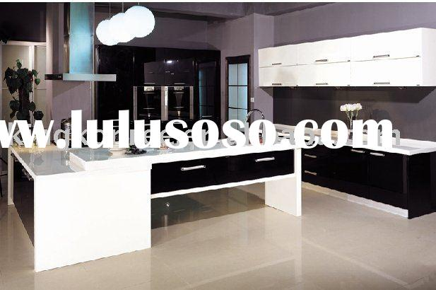 KKR solid surface white counter top/kitchen top/table top