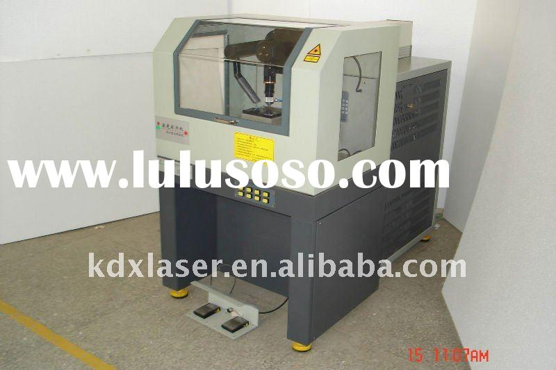 Laser Scribing Solar Cell Machine