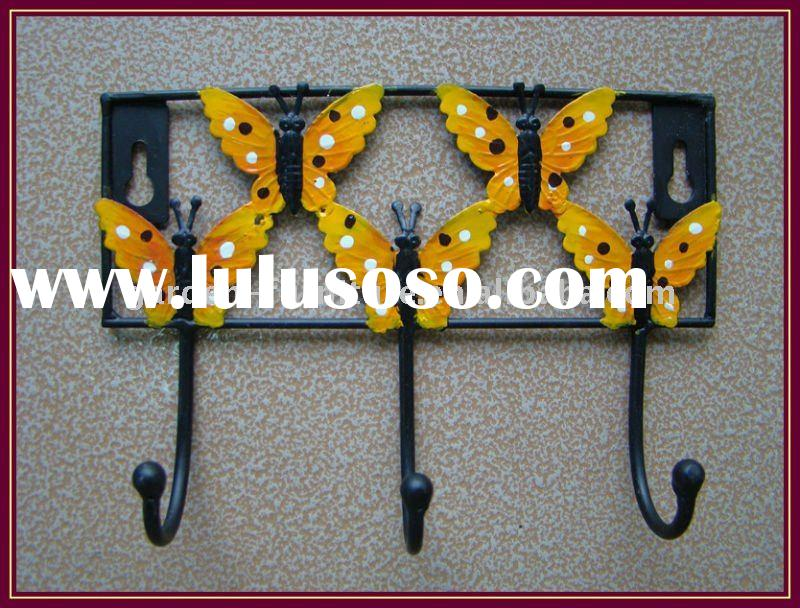 butterfly clothes rack