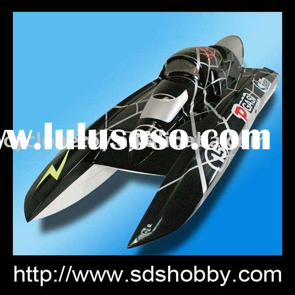 New 26cc Spider RC Hobby Gasoline Boat