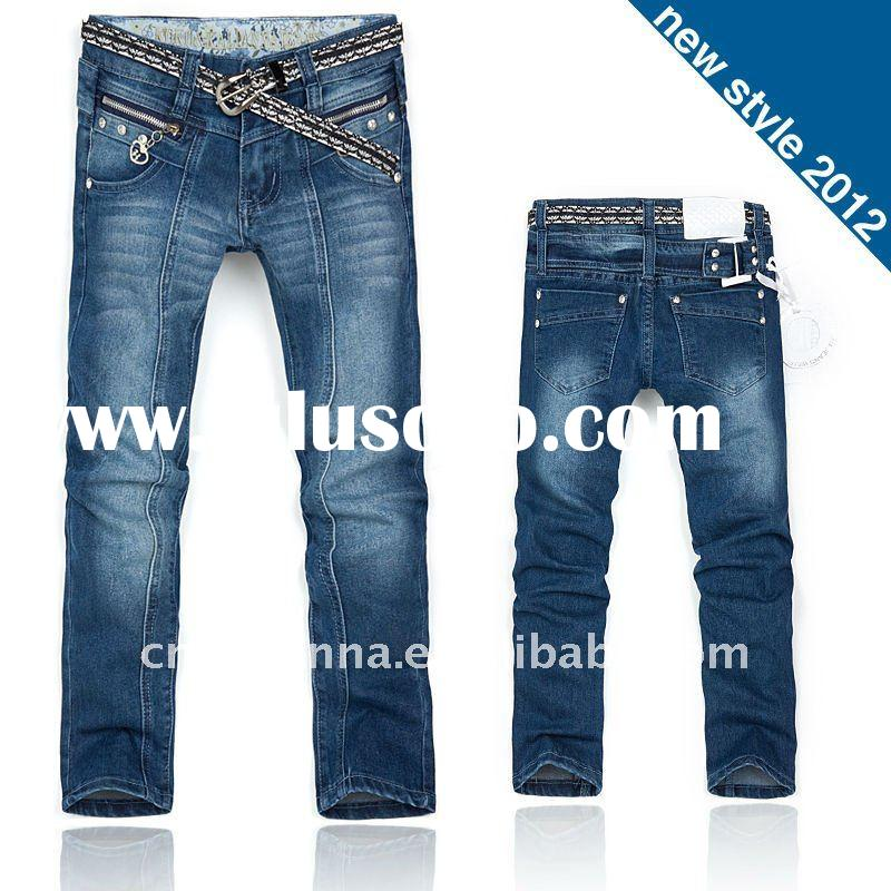 New Design children wear girls Jeans os-365