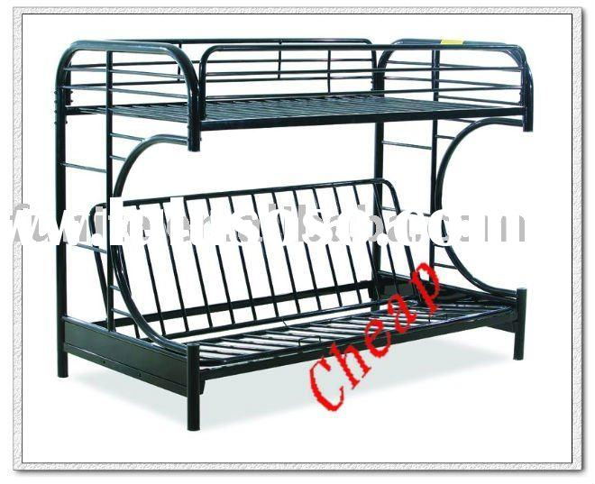 Metal Frame Futon Bunk Bed Instructions Bed Frame Ideas