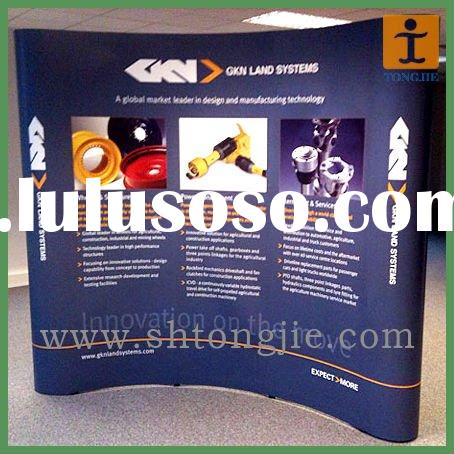 Pop Up Banner And Stand