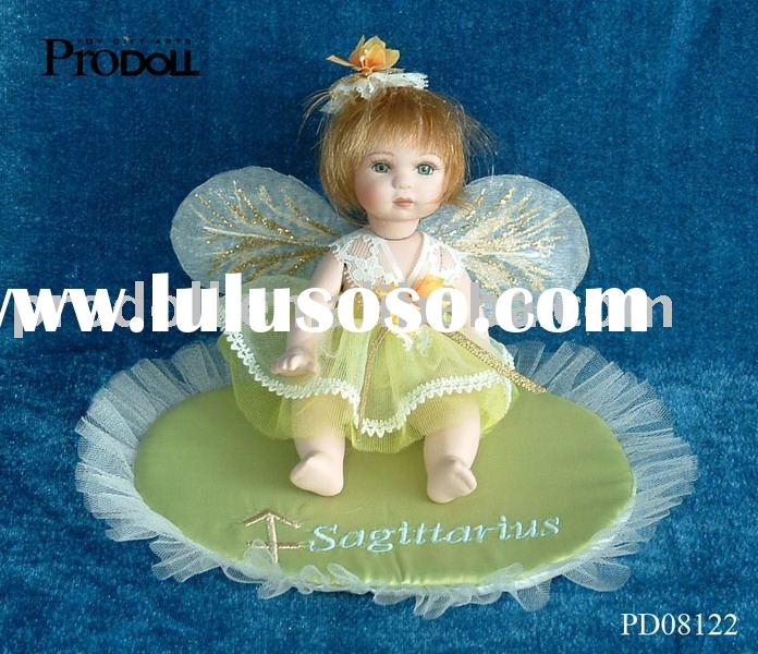 Porcelain Doll , baby doll , constellation doll , mini doll , lovely doll,doll