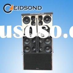 Pro audio line array speaker system (Waterproof)