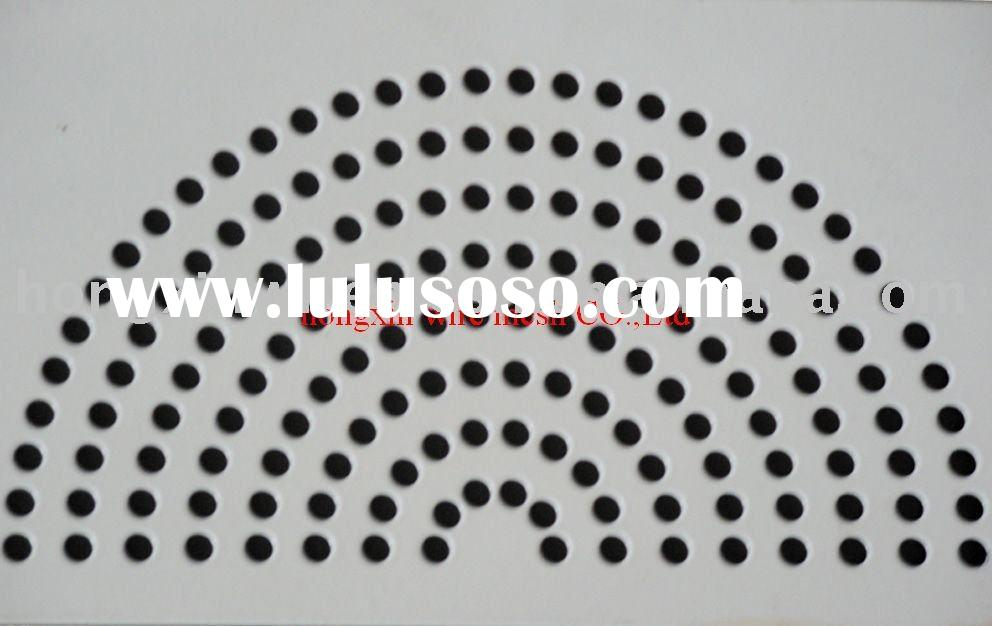 Stainless Steel Plate Perforated Metal Sheet