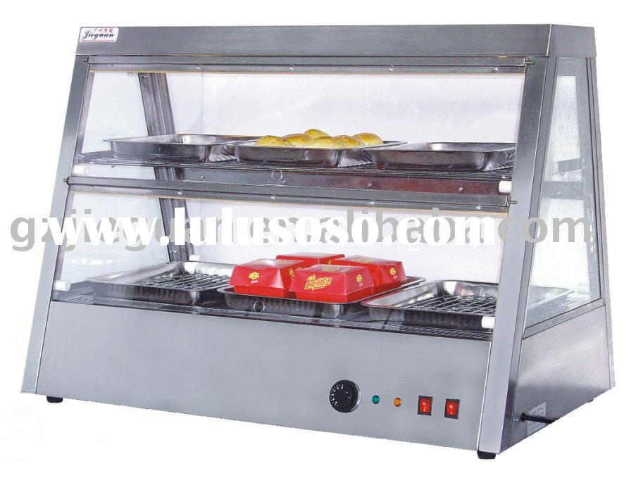 Stainless steel economical Food display warmer