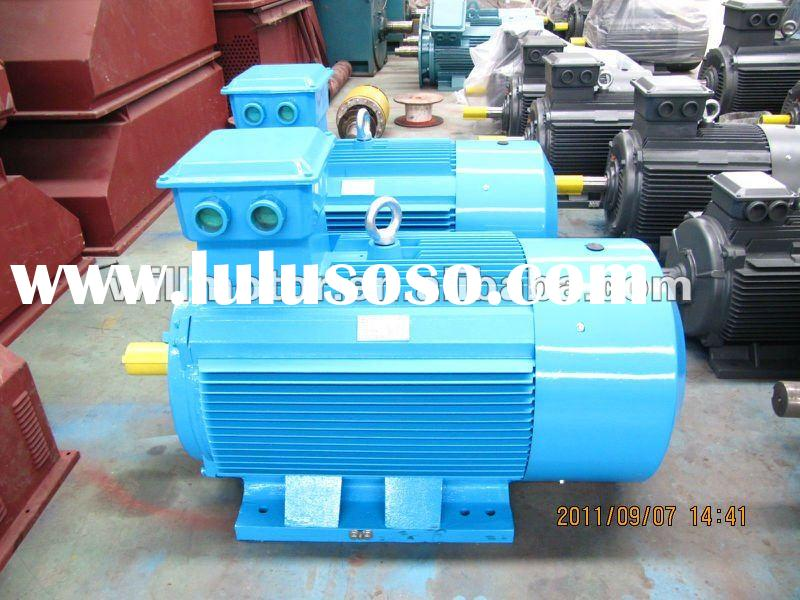 Y2 Series AC Three Phase Electric Motor 0.75~315kW 1~430HP