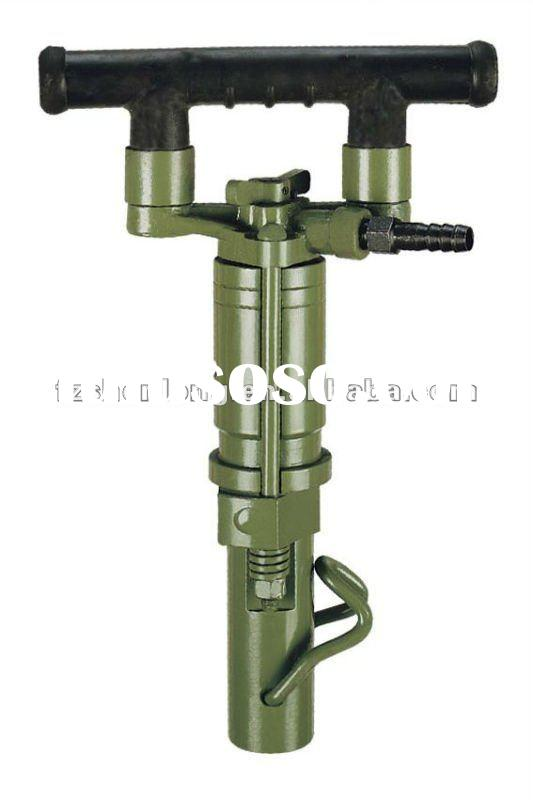 Y8 air leg hand hold drill machine/pneumatic rock drils