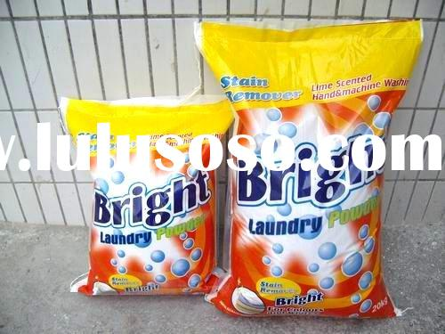 -WASHING POWDER PRICE 280-500 USD /TON TAIWAN TECHNOLOGY LAUNDRY DETERGENT