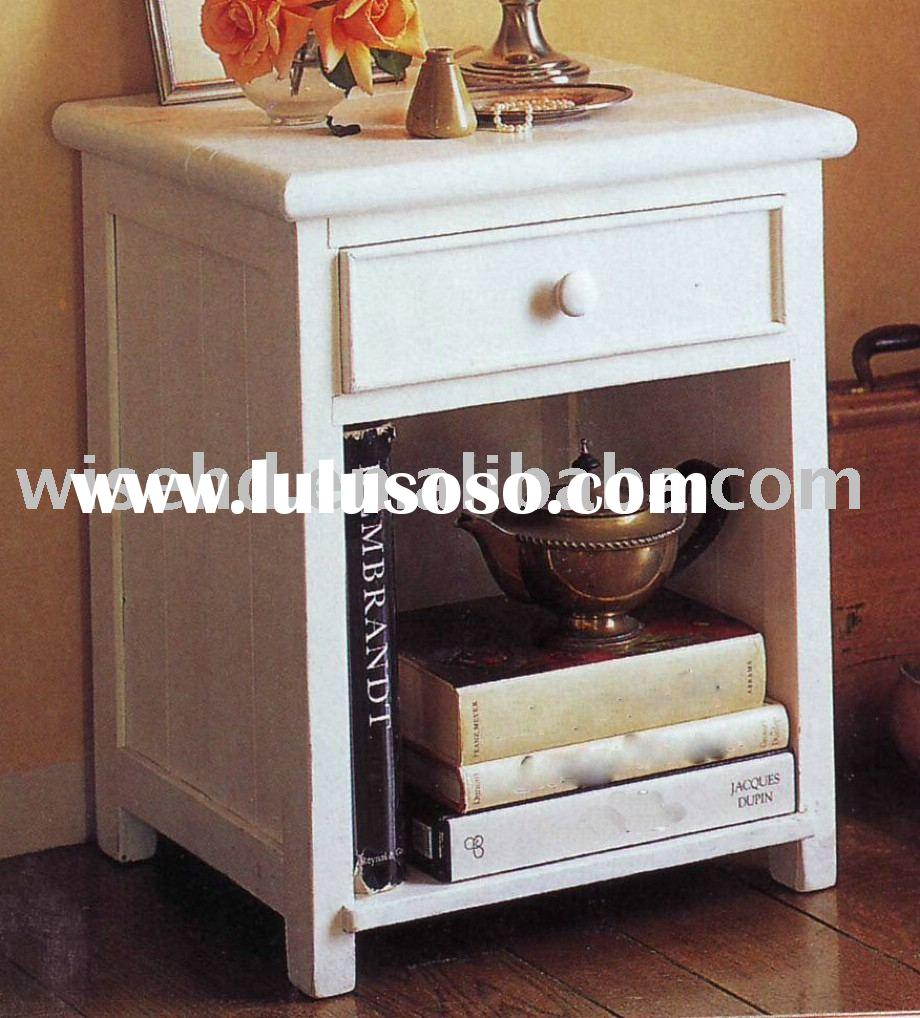 (W-CB-9004) pine bedroom furniture,nightstand