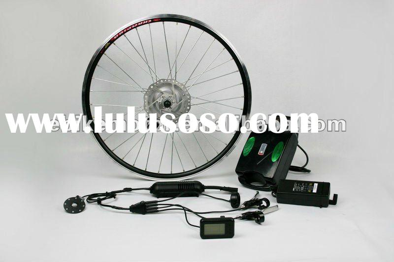 electric bike kit & bicycle conversion kit& ebike brushless gear motor