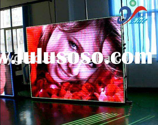 high quality outdoor and indoor led display sign