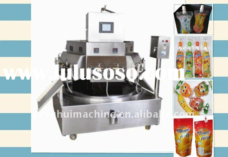 juice pouch filling sealing machine