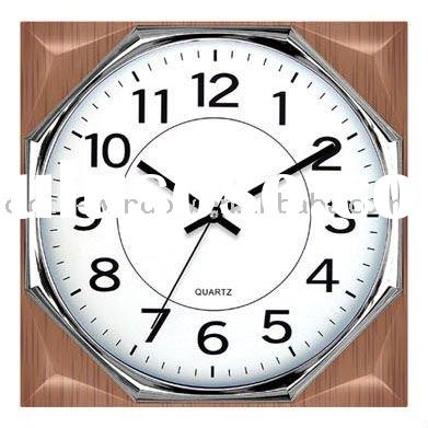 Double Ring Neon Wall Clock Manufacturers