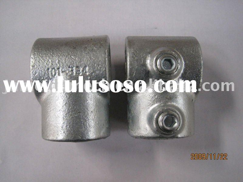 pipe clamps (tube clamp, pipe fittings) SHORT TEE 101
