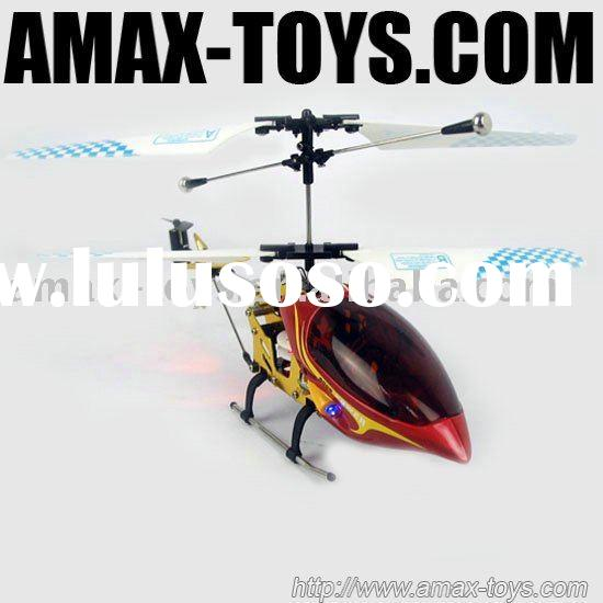 rh-qs9008 3CH Infrared Metal RC Helicopter (With Gyro, USB Charger and battery safe guard)