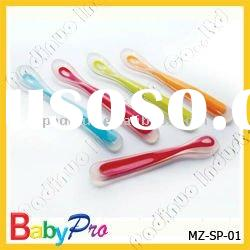 silicone with pp baby spoon spoon for baby spoon