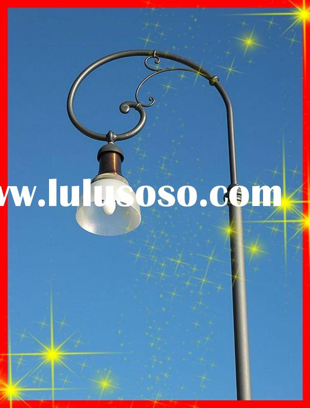 solar energy-saving lampposts outdoors and indoor