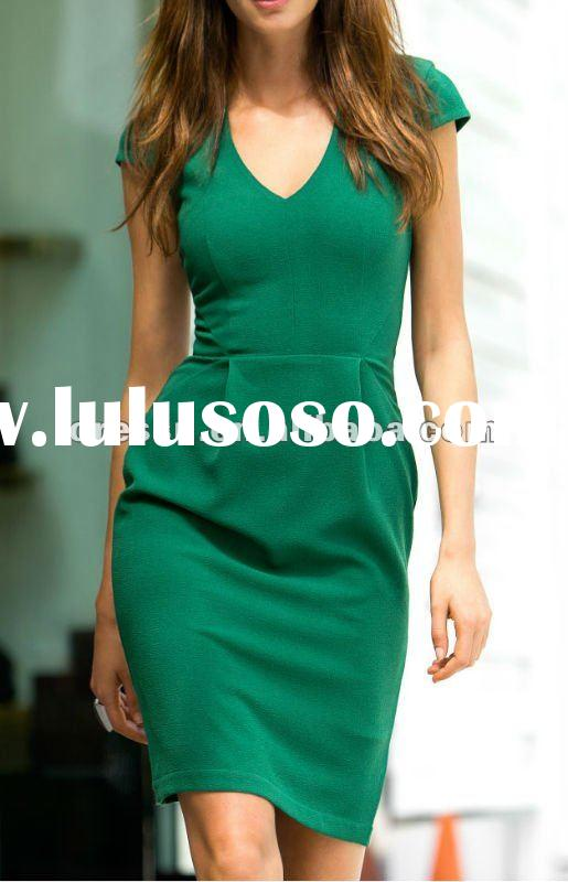fashion dresses for women 2012