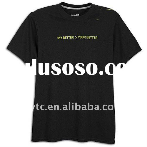 T shirt custom made t shirt custom made manufacturers in for Custom dry fit shirts