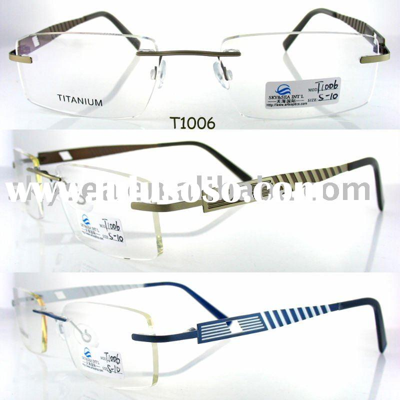 Plastic Eyeglass Frame Allergy : EYE ALLERGIES AND NEW EYE GLASSES NEW GLASS