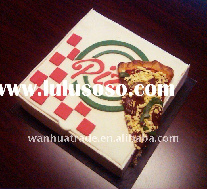 2012 products iso certified companies pizza box making machine kraft foods pizza boxes for sale