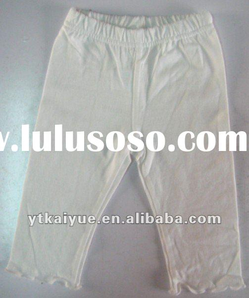 2012 spring Baby clothes pants