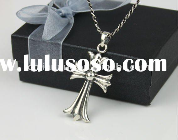 2012 the end of the world the pure silver cross pendant