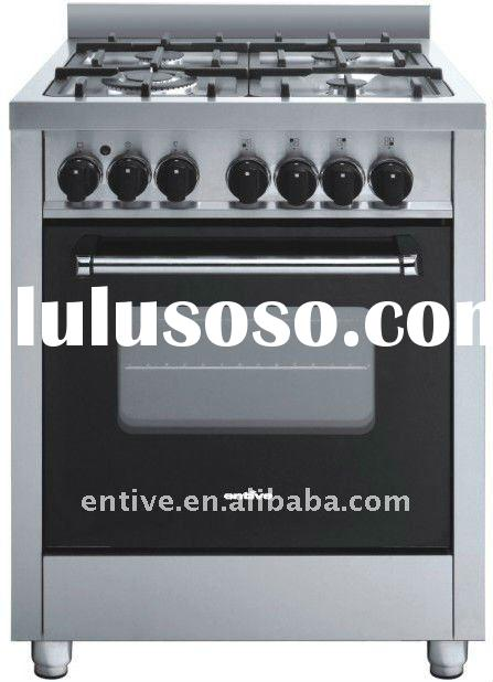 60*60cm cooking range/free standing oven