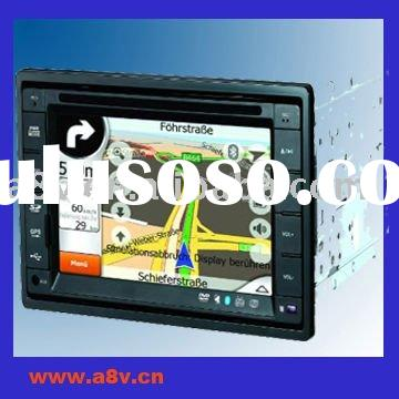 6.2 inch 2 din car mp3/mp4 player with touchscreen/Ipod/RDS (DA-622)