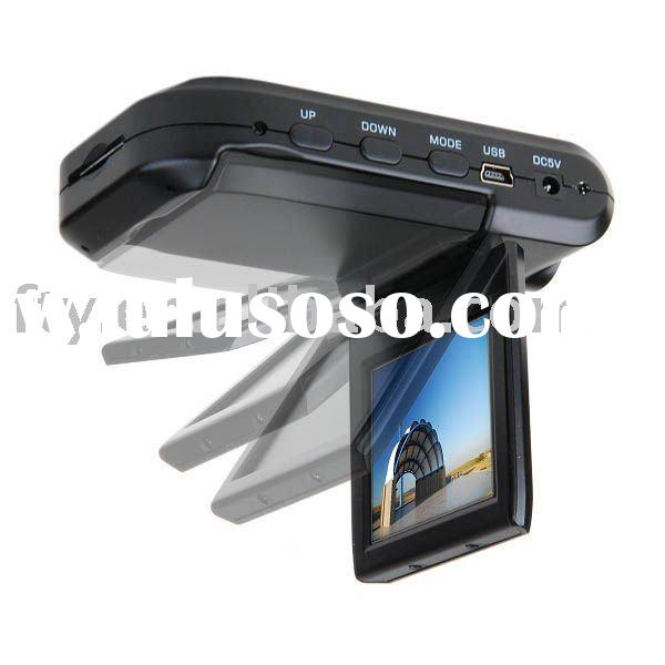 "8.0 Megapixel Car Video Recorder with 2.5"" LCD"