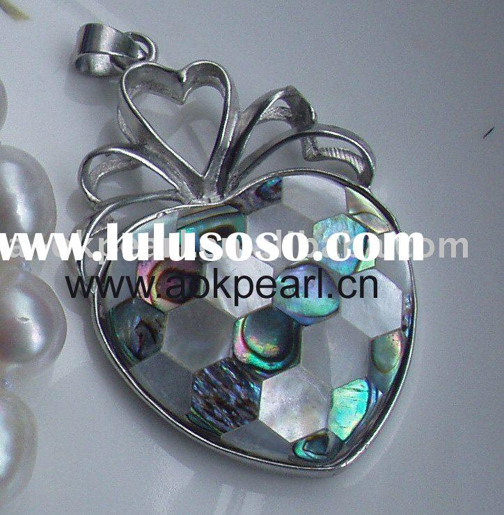 ASP802 Shell Pendant (Mother of Pearl Pendant)
