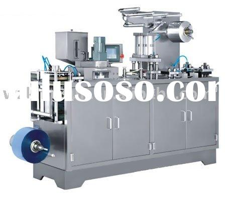 Al-plastic and AL-AL blister packaging machine capsule packing machine pharmaceutical packing machin