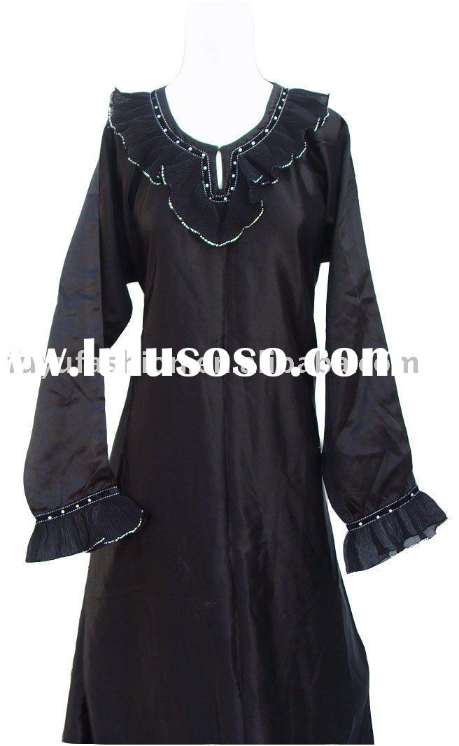Arab young girl fashion robes GL33