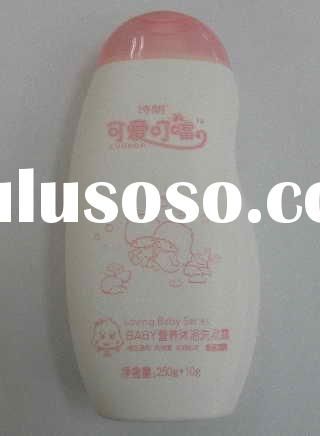 Baby shower gel& shampoo 2in one product
