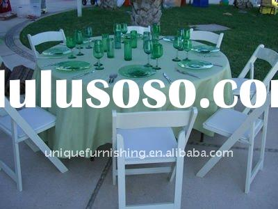 Banquet chair, Wooden folding chair for rental furniture