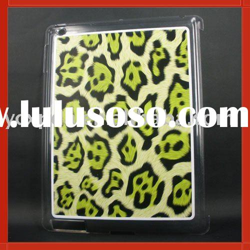 Best Price! PC Skin Case For Apple Ipad 2 Zebra Hard Gel Cover