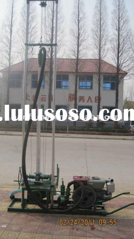 Best Selling!HF80 portable well drilling equipment, small water well drillers