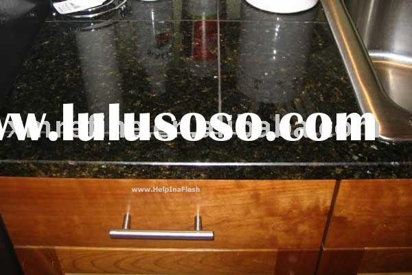 Black galaxy Granite countertops,Kitchen countertops,Vanity tops,Bar tops,worktop,Island