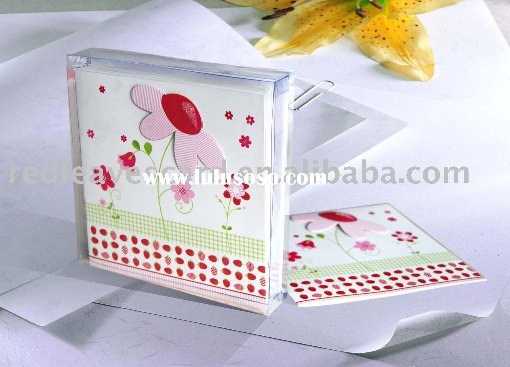 Boxed greeting Card