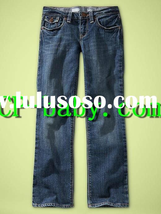 CP baby jeans/children clothing/child cotton pants