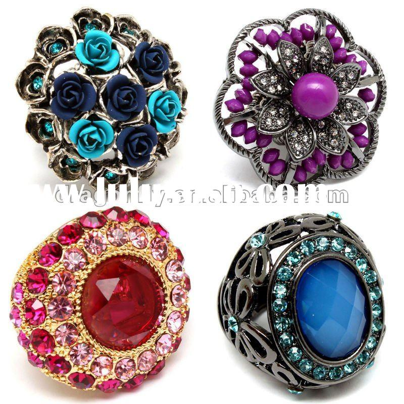 Chinese Top Quality Fashion Jewelry Manufactory