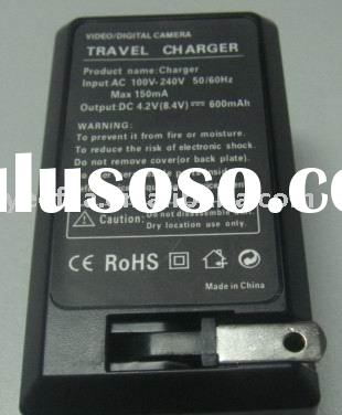 Digital camera battery charger CAS CNP40/CNP70