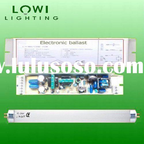 36w Electronic Ballast Wiring Diagram on 3 lamp ballast wiring diagram