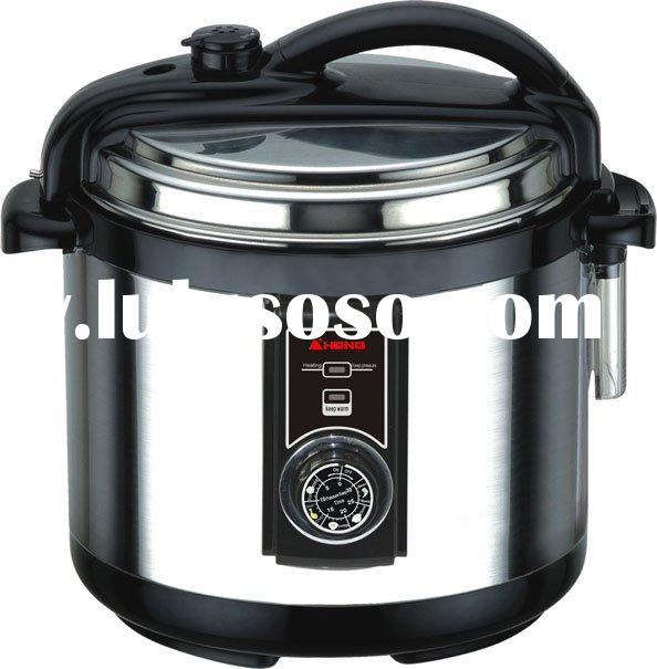 Electric Pressure Rice Cooker