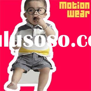 European children's clothing brand motion wear Baby clothes