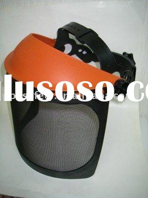 Face shield, face shield visor, industrial face protection