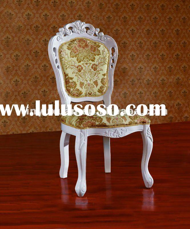 Factory Offer High Class Home Use Dining Room Fabric Chair Y210S#