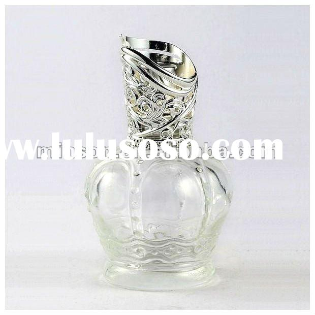 Fragrance oil Lamp with Glass Bottle MS-FL0024